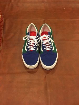Yacht club vans worn 1x size 12 for Sale in Pittsburgh, PA