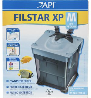 Aquarium canister filter up to 75gal for Sale in Springfield, OR