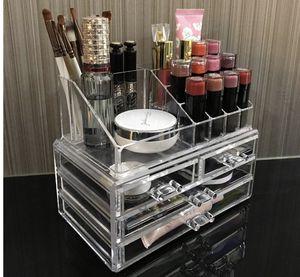 Acrylic cosmetics make up organiser storage for Sale in Boston, MA