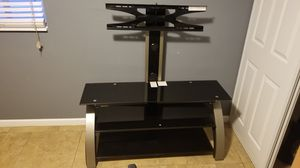 METAL & GLASS TV STAND.... for Sale in Lompoc, CA
