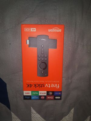 Fire Tv Stick 4k for Sale in Tacoma, WA