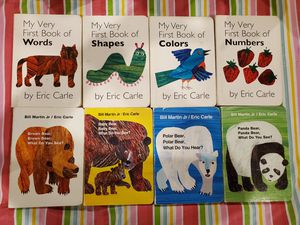 Eric Carle books for Sale in Flower Mound, TX