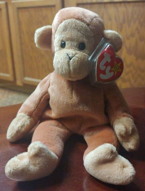 1995 Ty Quot Bongo Quot Beanie Baby For Sale In Kyle Tx Offerup