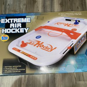 Extreme Air Hockey Table By Kids Play for Sale in Weehawken, NJ