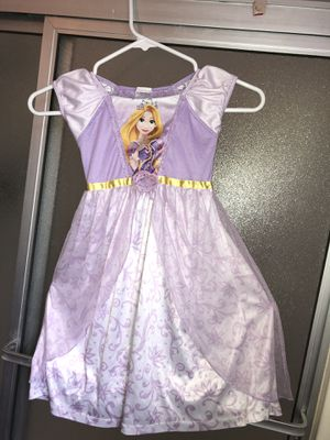 Rapunzel Costume for kids size 3 for Sale in Escondido, CA