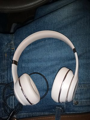 Beats headphones wireless solo 3 for Sale in Grand Prairie, TX