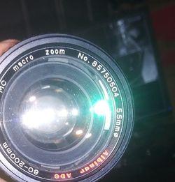 Camara Lens for Sale in Denver,  CO