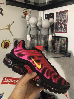Nike X Supreme Air Max Size 10 for Sale in Beachwood, NJ