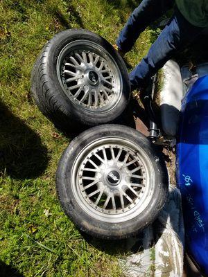 Michelin tire and rims 275/40zr17 for Sale in North Tonawanda, NY