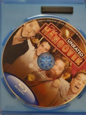 The hangover blue ray unrated for Sale in Haverhill, MA