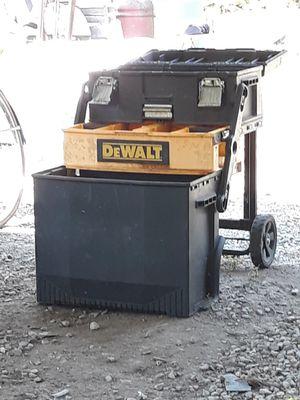 Dewalt tool box for Sale in Dighton, MA