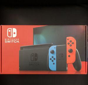 Nintendo Switch Neon JoyCons [New] for Sale in La Mesa, CA