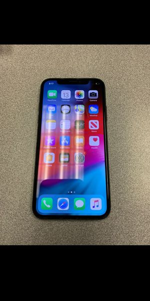iPhone x for Sale in Adams, TN