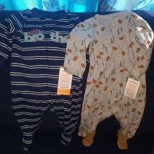 2 New Baby clothes Size 3-6months for Sale in Bell, CA