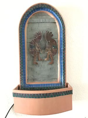 "Wall fountain 28"" x 15"" for Sale in Redlands, CA"