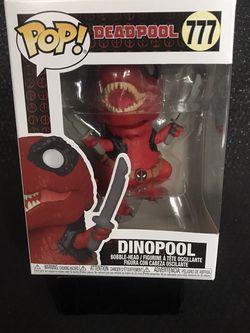 DINO DEADPOOL FUNKO POP for Sale in Pomona,  CA