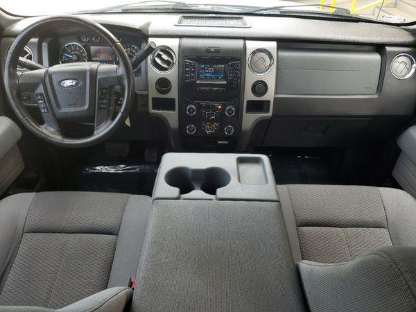 2014 Ford F150 SuperCrew Cab