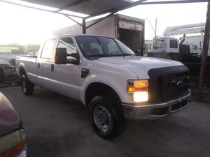 2010 ford f-350 4×4 ac cool automatico runs perfectly clean title for Sale in Miami, FL