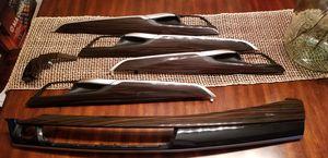 BMW X6 F16 OEM Wood Trim Kit for Sale in Fort Lauderdale, FL