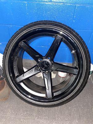 """5x120 20"""" vertini wheels for Sale in Elizabeth, NJ"""