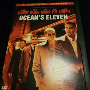 Ocean's Eleven On DVD 📀 for Sale in San Bernardino, CA