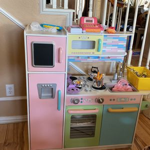 Kids Kitchen Cash Register And All Others for Sale in Plano, TX