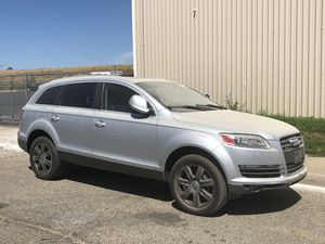 Parting out 2007 Audi Q7 - all parts available. for Sale in Sacramento, CA