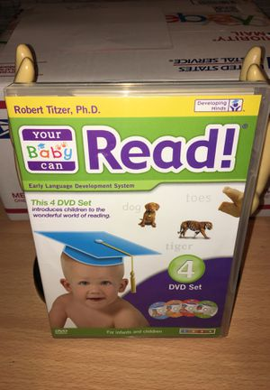 Your BABY can Read! — DVDs for Sale in Artesia, CA