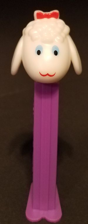 Vintage 1970's Lamb Chop Pez Dispenser with feet for Sale in Piscataway, NJ