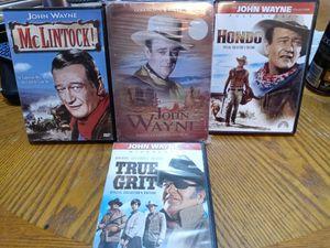 John wayne dvd lot for Sale in Canton, TX
