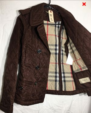 Burberry Quilted Jacket for Sale in Rocky Hill, CT