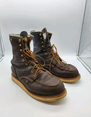 Thorogood Men's Work Boots size 10 EE for Sale in Lake Elsinore, CA