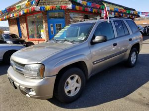 2003 Chevy trail blazer 4x4 drives excellent super clean in and out $3000 FIRM 1 OWNER CLEAN CAR FAX for Sale in Ansonia, CT