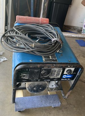 Miller Blue Star 185 AC / DC Welder for Sale in Corona, CA