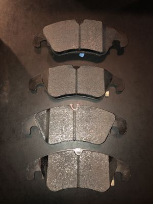 Audi front and rear brake pads for Sale in Etiwanda, CA