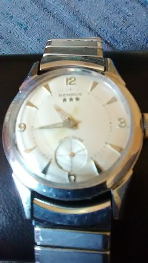 Benrus three star wristwatch. for Sale in Lorain, OH