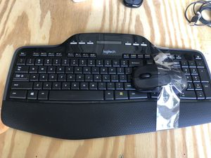 Logitech ML710 keyboard and mouse. Excellent condition. for Sale in Land O Lakes, FL