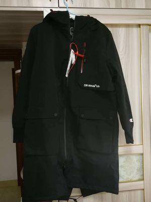 OFF WHITE TRENCH COAT for Sale in Arlington, VA