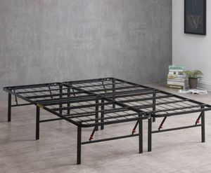 King Bed Frame or Two Twins for Sale in Smyrna, GA