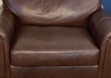 Ashley's Furniture Sofa Chase And Half Chair for Sale in Chelmsford,  MA