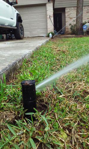 Lawn sprinkler for Sale in Porter, TX