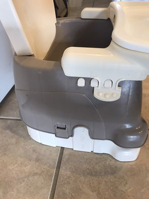 Booster Fisher Price feeding seat for Sale in Portland, OR