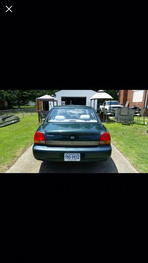 2000 Hyundai Sonata (great condition) for Sale in Chesterfield, VA