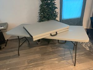 Party tables for Sale in Abilene, TX
