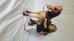 American girl doll horse and lot for Sale in Moreland Hills, OH