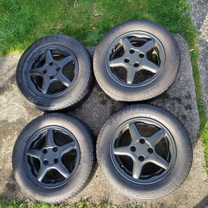 4x100 Wheels for Sale in Aberdeen, WA