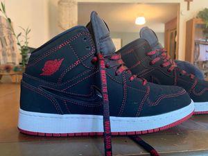 Nike Air Jordan 1 Mid Retro Fearless for Sale in Spokane, WA