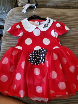 Minnie mouse disney costume for Sale in Huntington Park, CA
