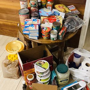 Free - Food & Kitchenware- We're Moving, Can't Take With Us for Sale in Costa Mesa, CA