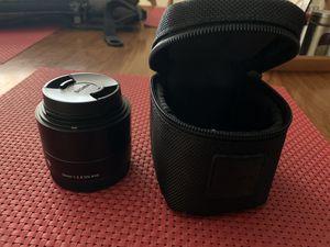 Sigma 19mm 2.8 DN for Sale in Nipomo, CA